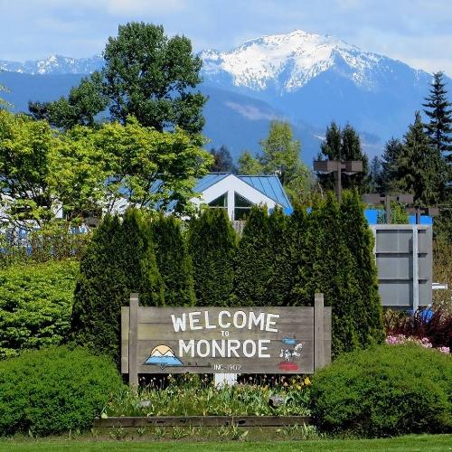 Monroe Downtown Revitalization Strategy   Monroe, WA