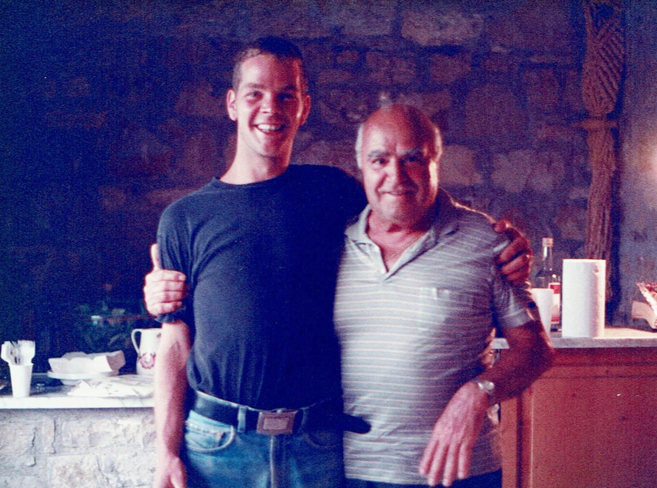 Michael & Uncle Wilson