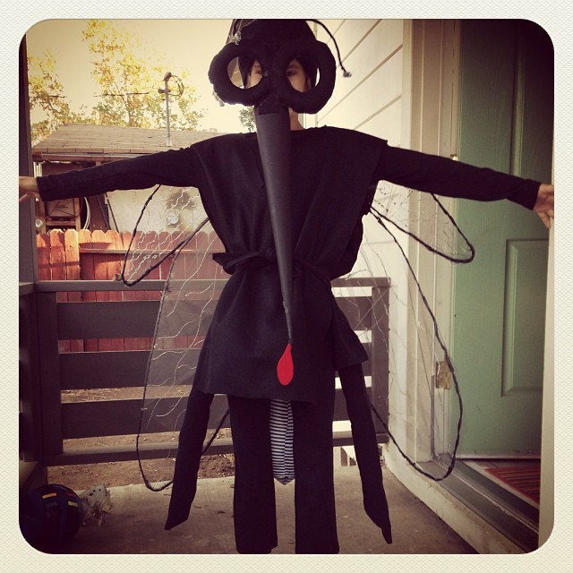 Josie Mae as Mosquito