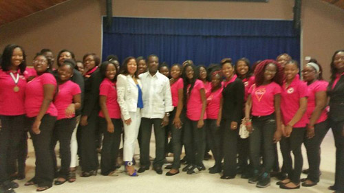 Smart & Sexy Day at Ladies of Valor Empowerment, North Miami, FL