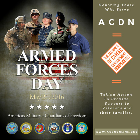 Armed Forces Day_Credle Blog