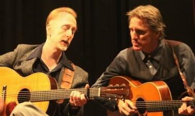 Always a pleasure playing with my friend, Mark Dvorak.