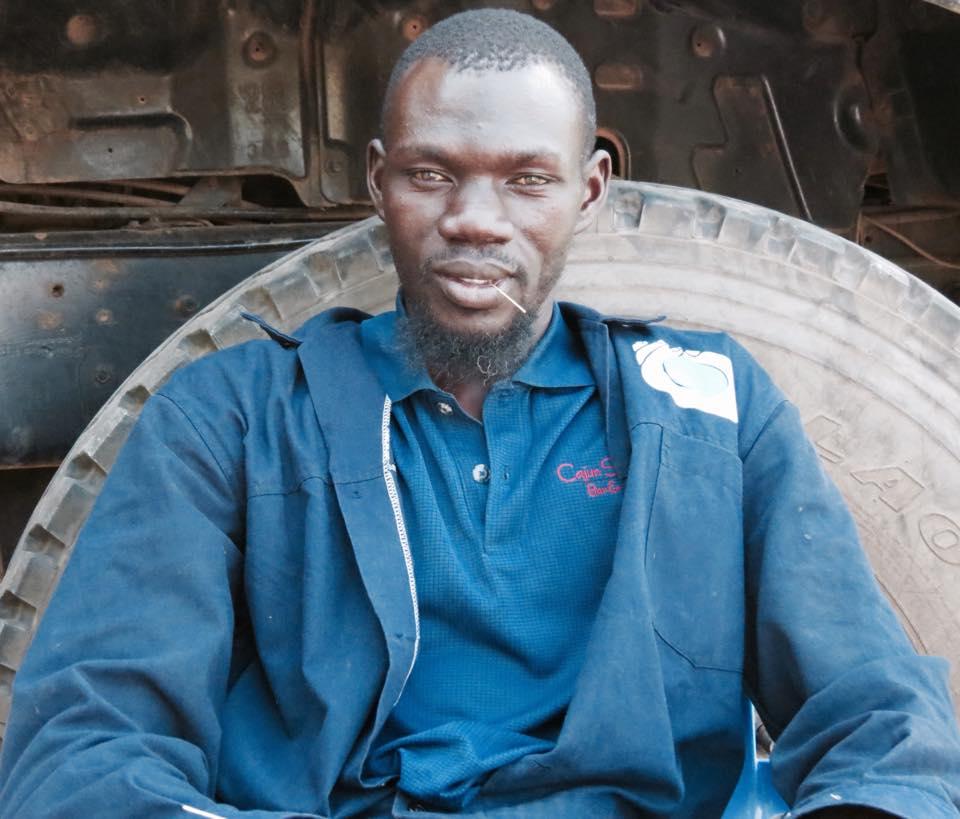 Adinani Dramadi, WFSS driver
