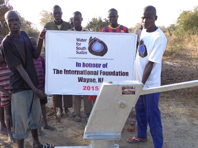 International Foundation well