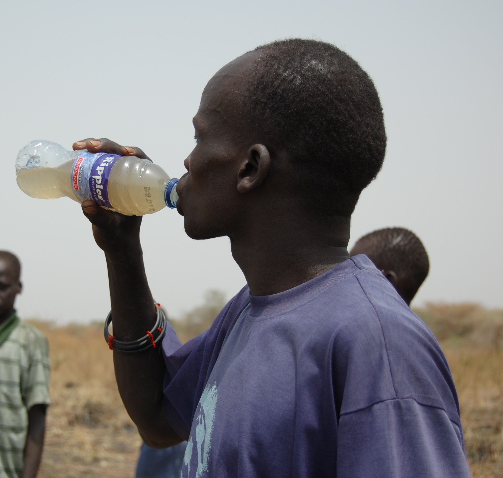 Preventing Water Contamination Water For South Sudan