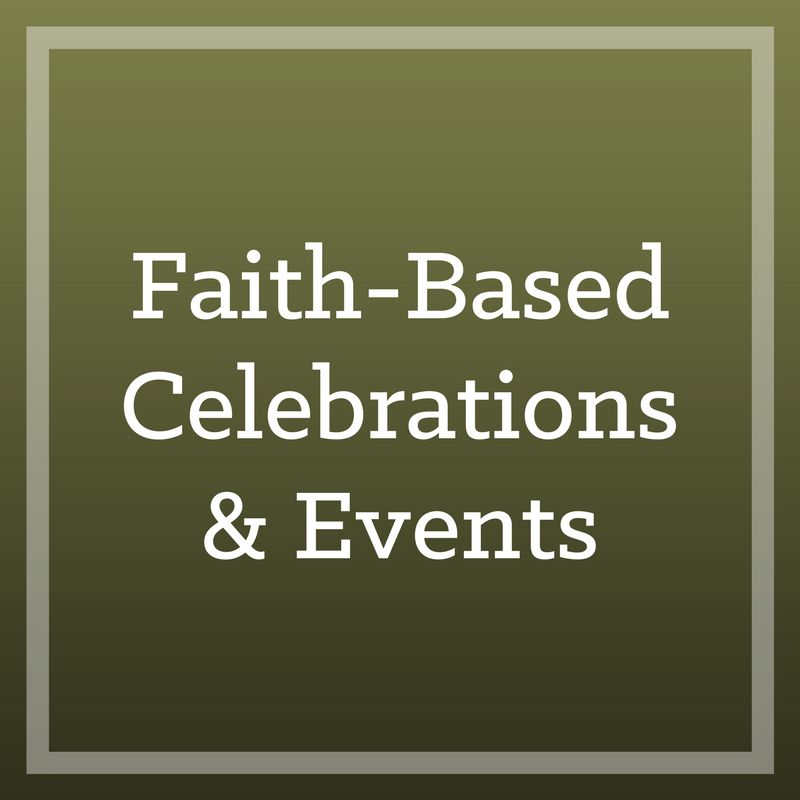 Bring in the whole community. - Faith communities have been a major source of support for WFSS. Celebrations like Bar/Bat Mitzvahs, faith-led programming, and book/bible studies can be the perfect place to talk about WFSS and our mission to provide clean water to the people of South Sudan.