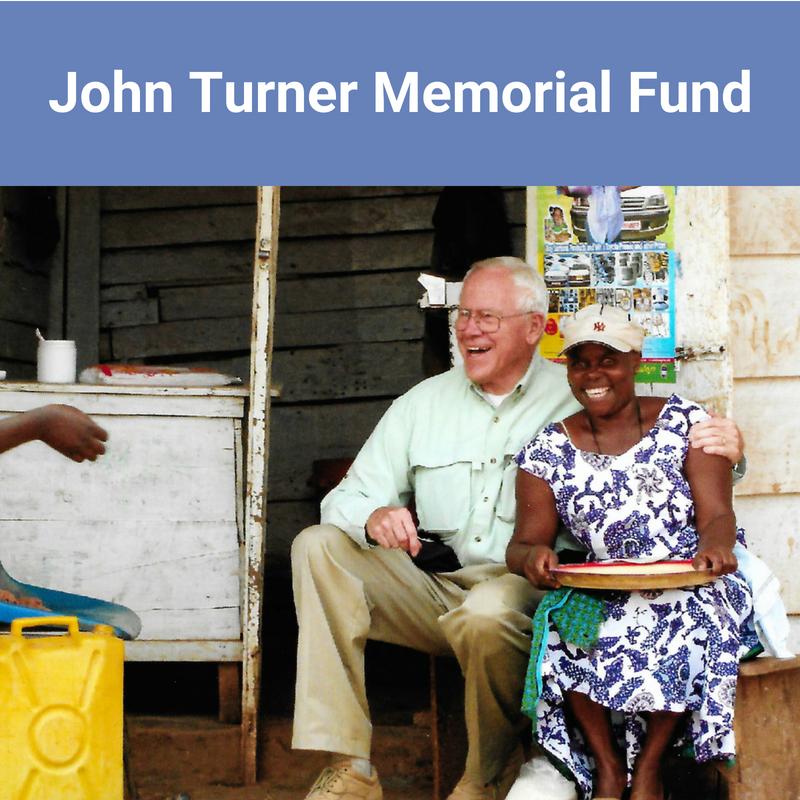 John Turner memorial fund