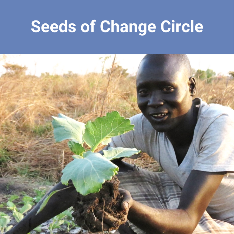 Seeds of change circle