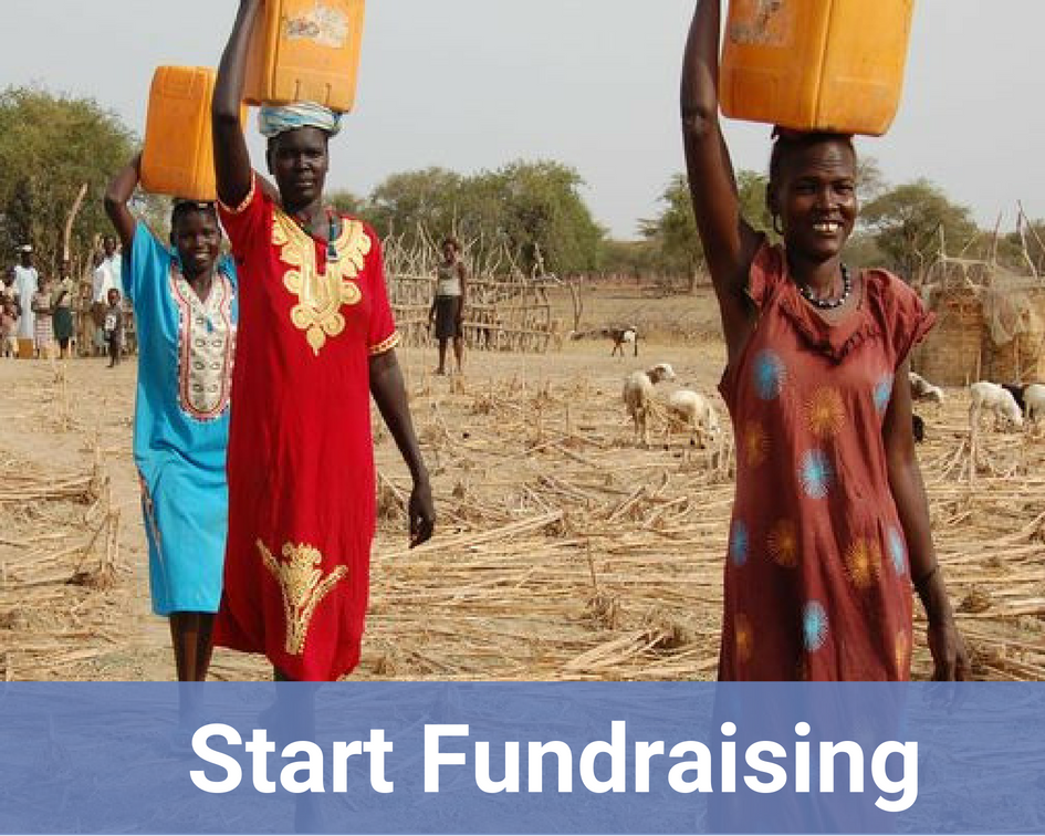 start fundraising
