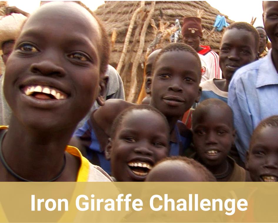 iron giraffe challenge
