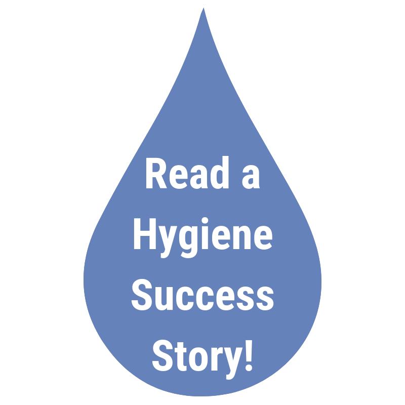 hygiene success story drop
