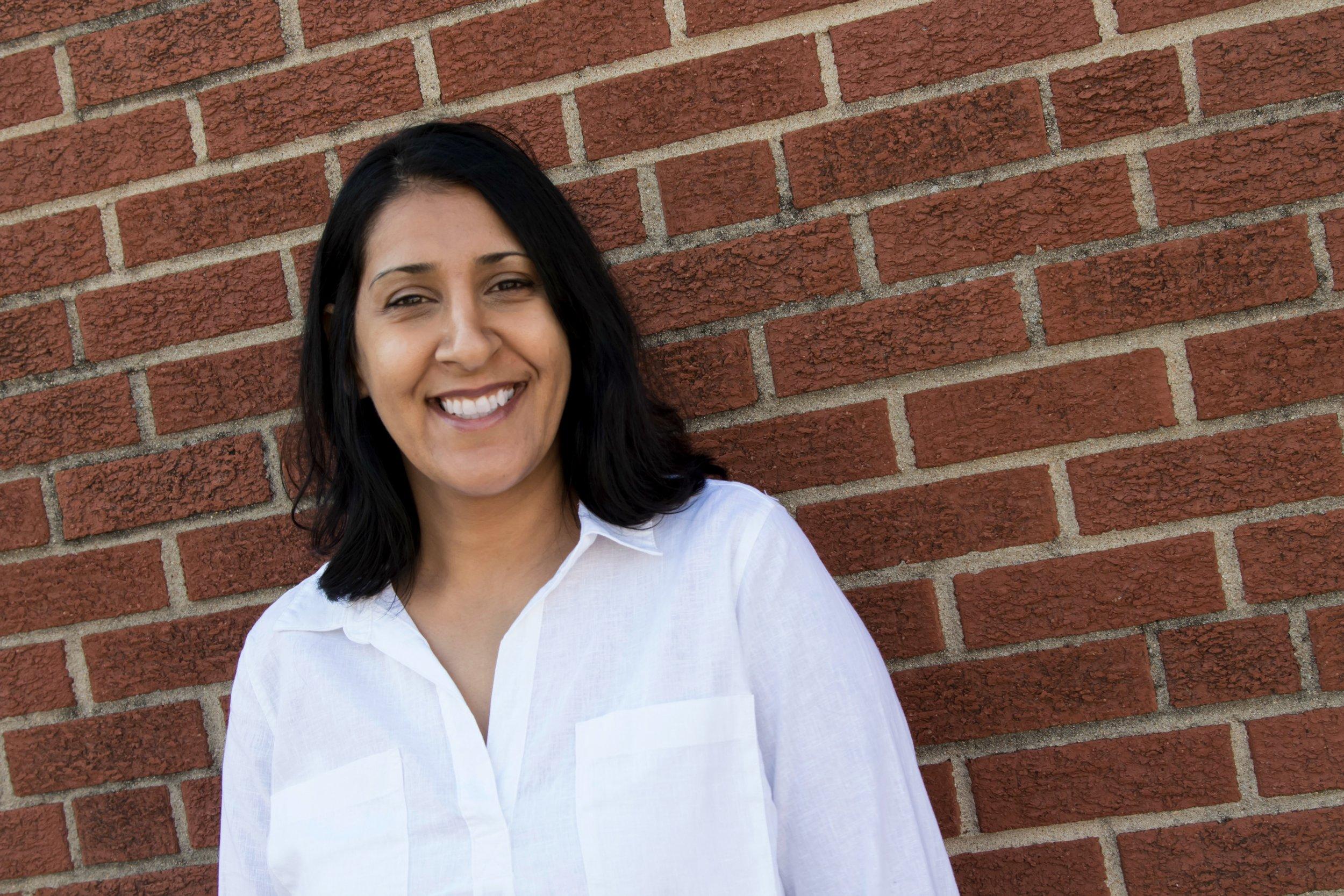 Surinder Moore, AGI Executive Director