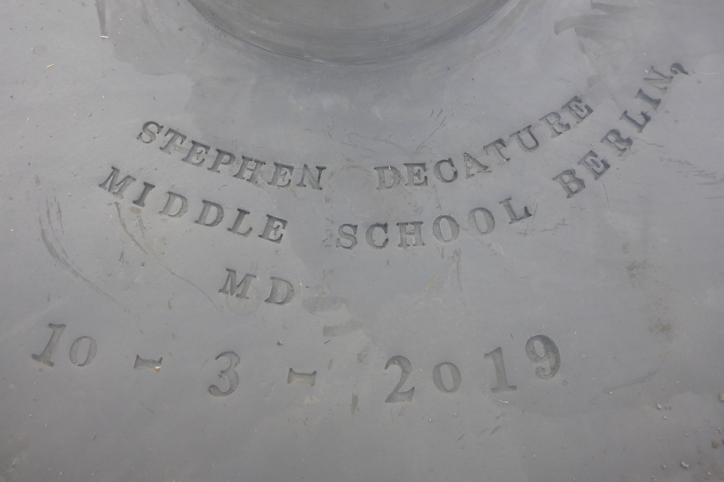 Stephen Decature Middle School Berlin.JPG