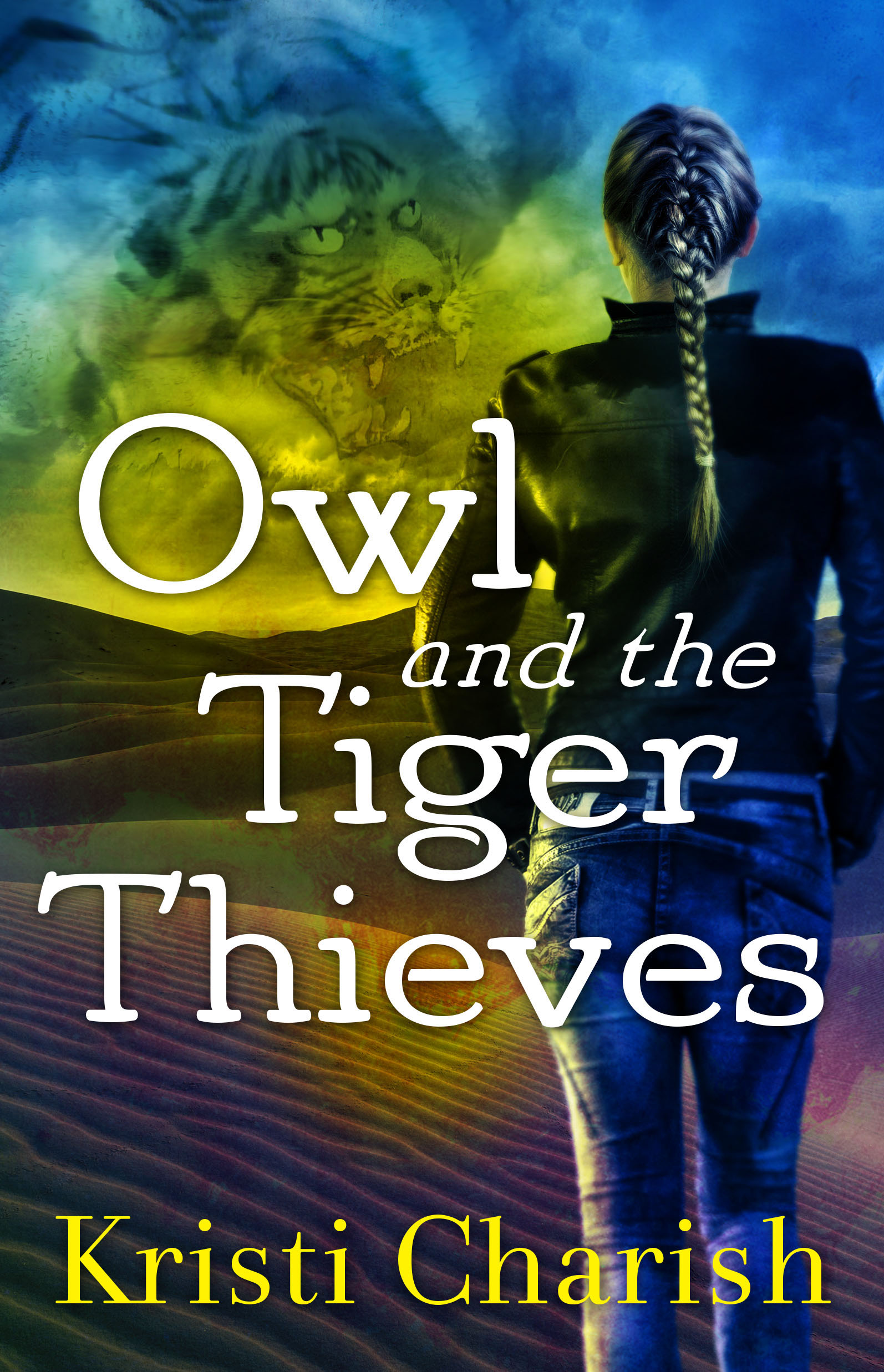 OWL AND THE TIGER THIEVES  out May 7th