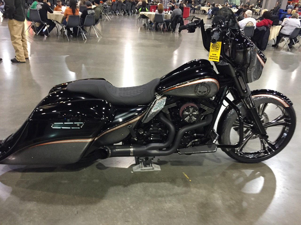 Rich's favorite of the Easyriders show