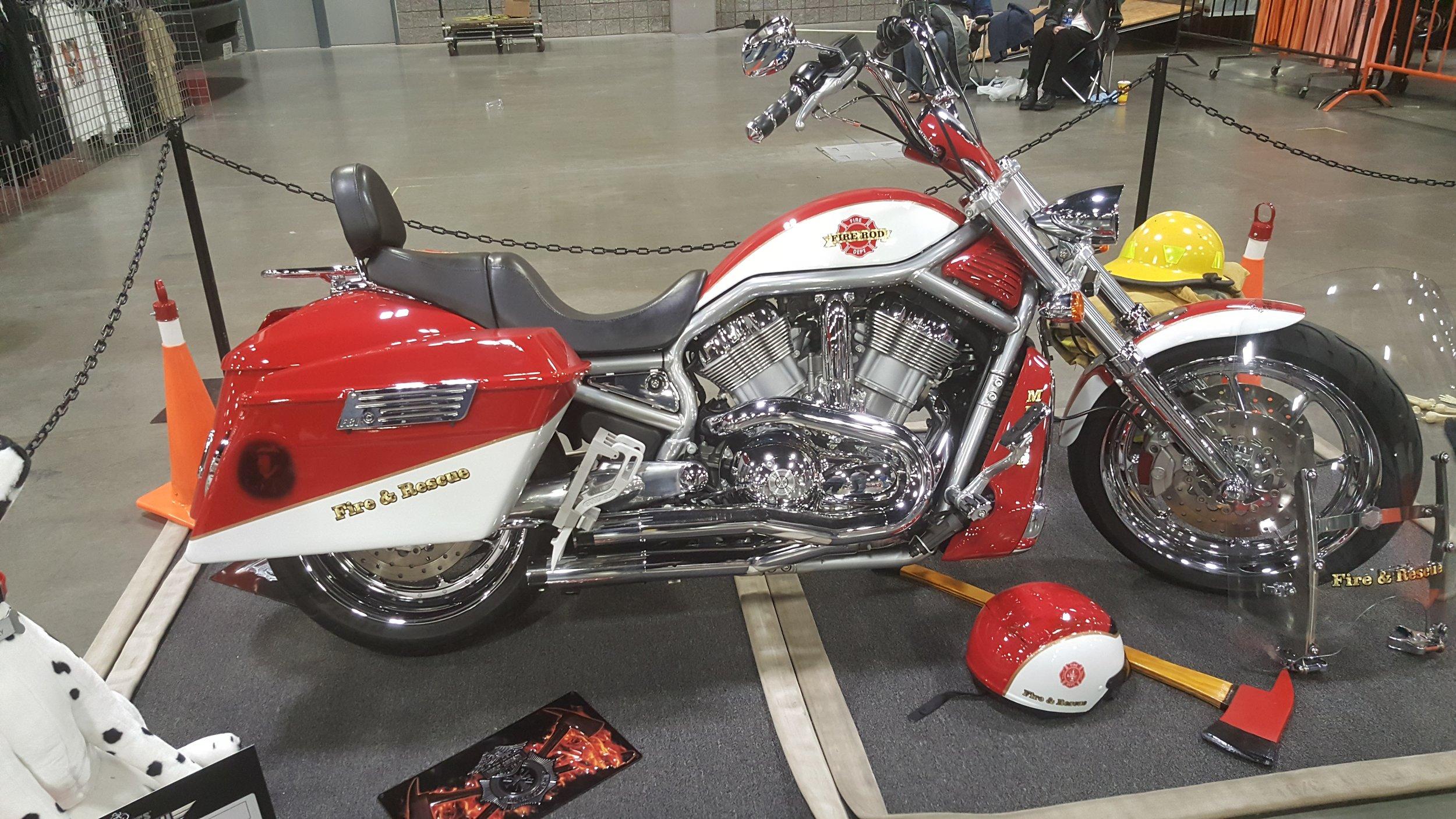 Fire Rod - Harley-Davidson V-Rod