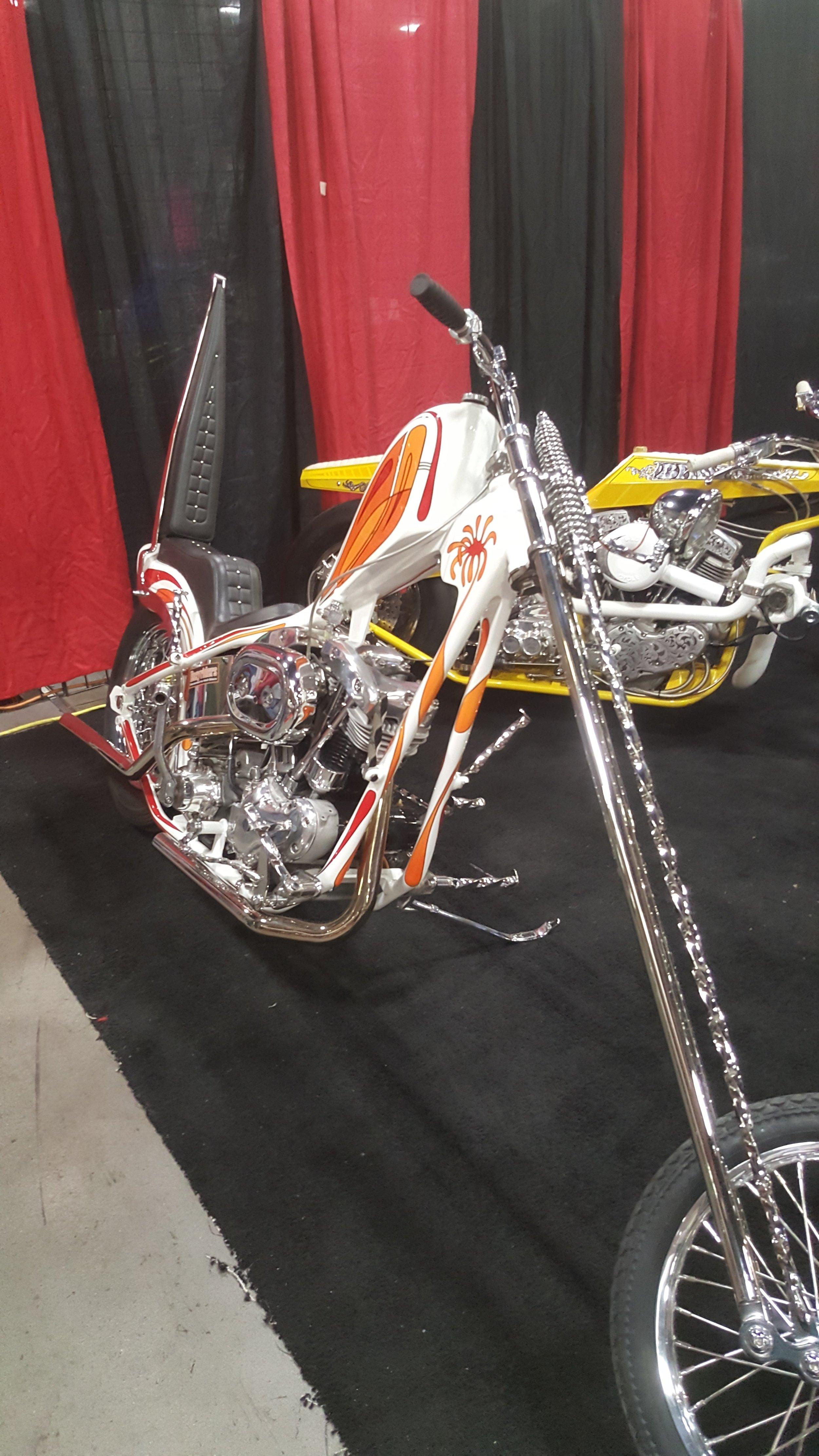 Sacred Steel bike