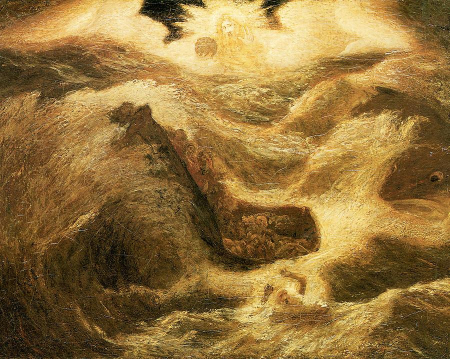 Jonah by Albert Pinkham Ryder - FineArtAmerica