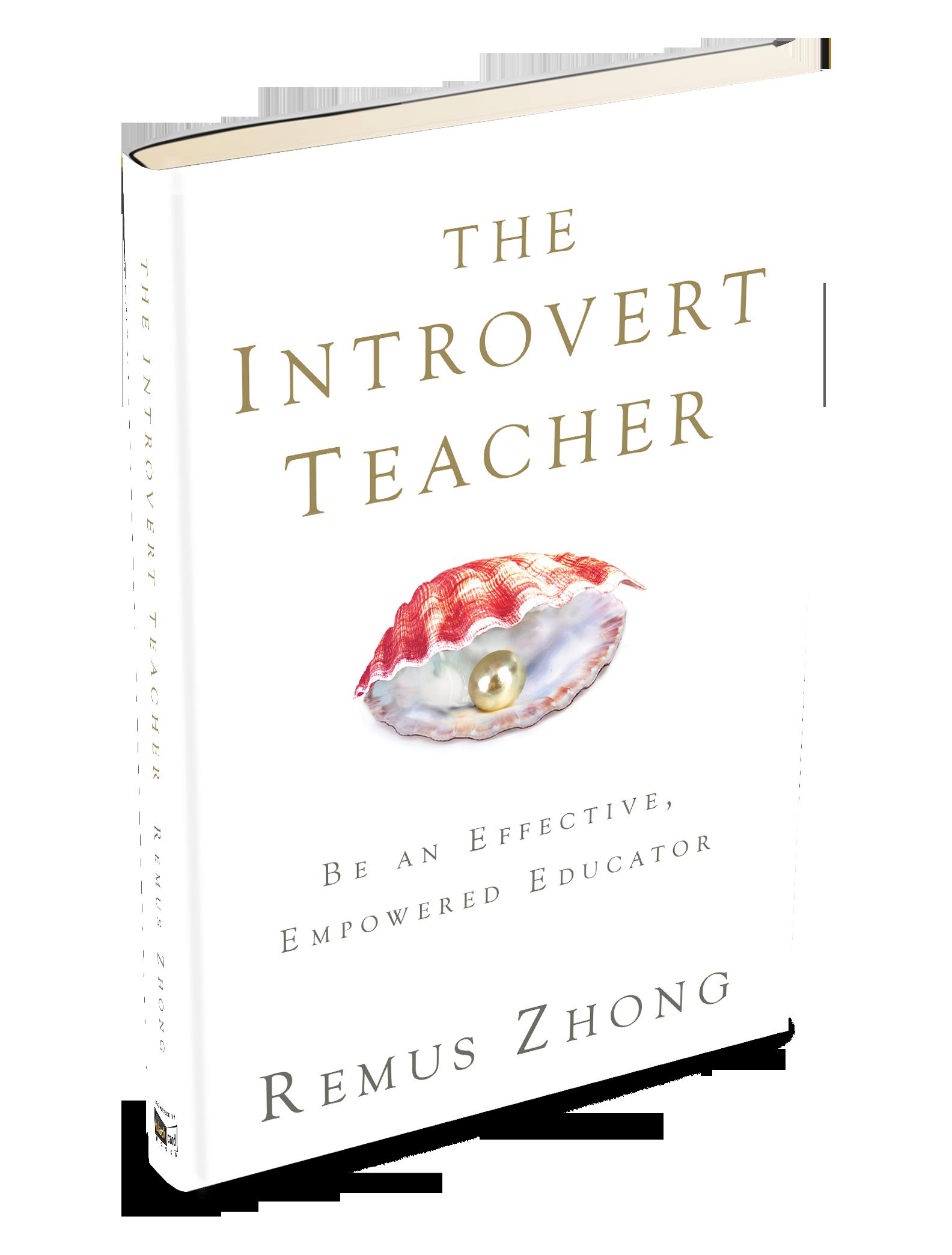 The Introvert Teacher Book Cover