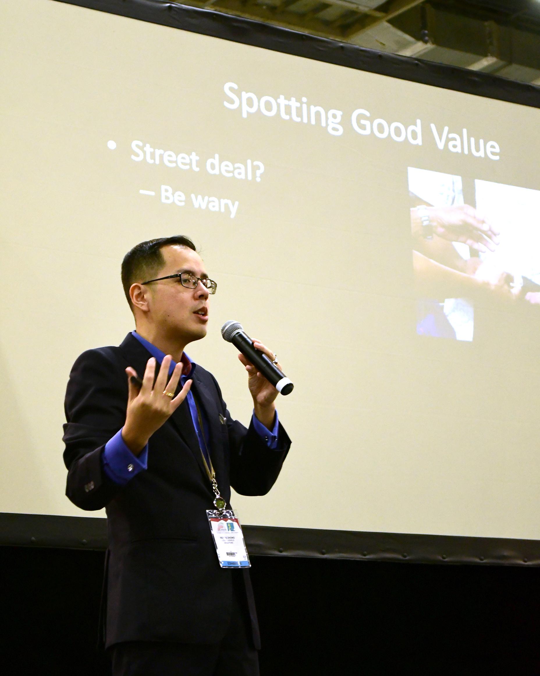 Speaking at SJGF2017 02