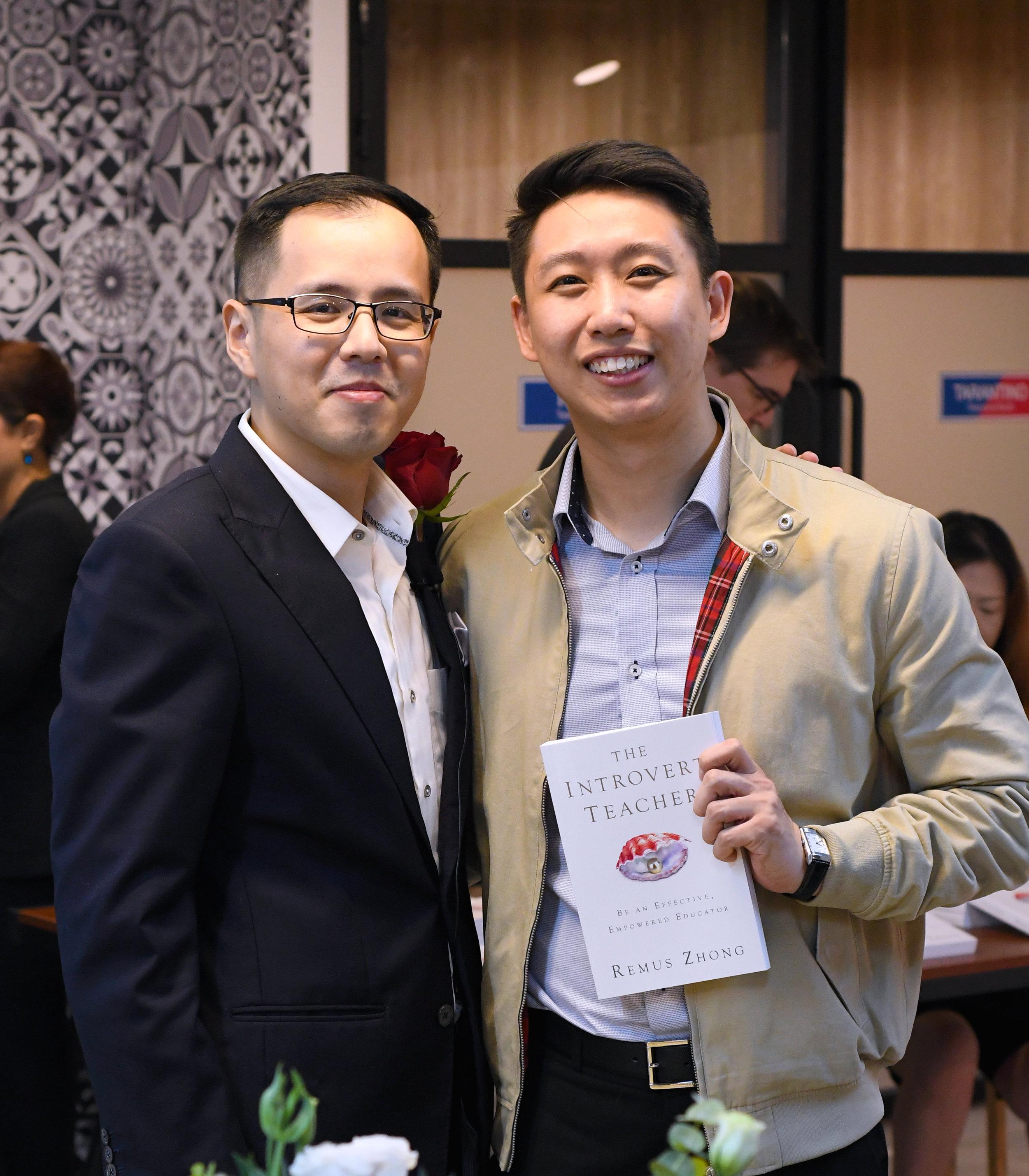 With Career & Life Coach  Mike Li
