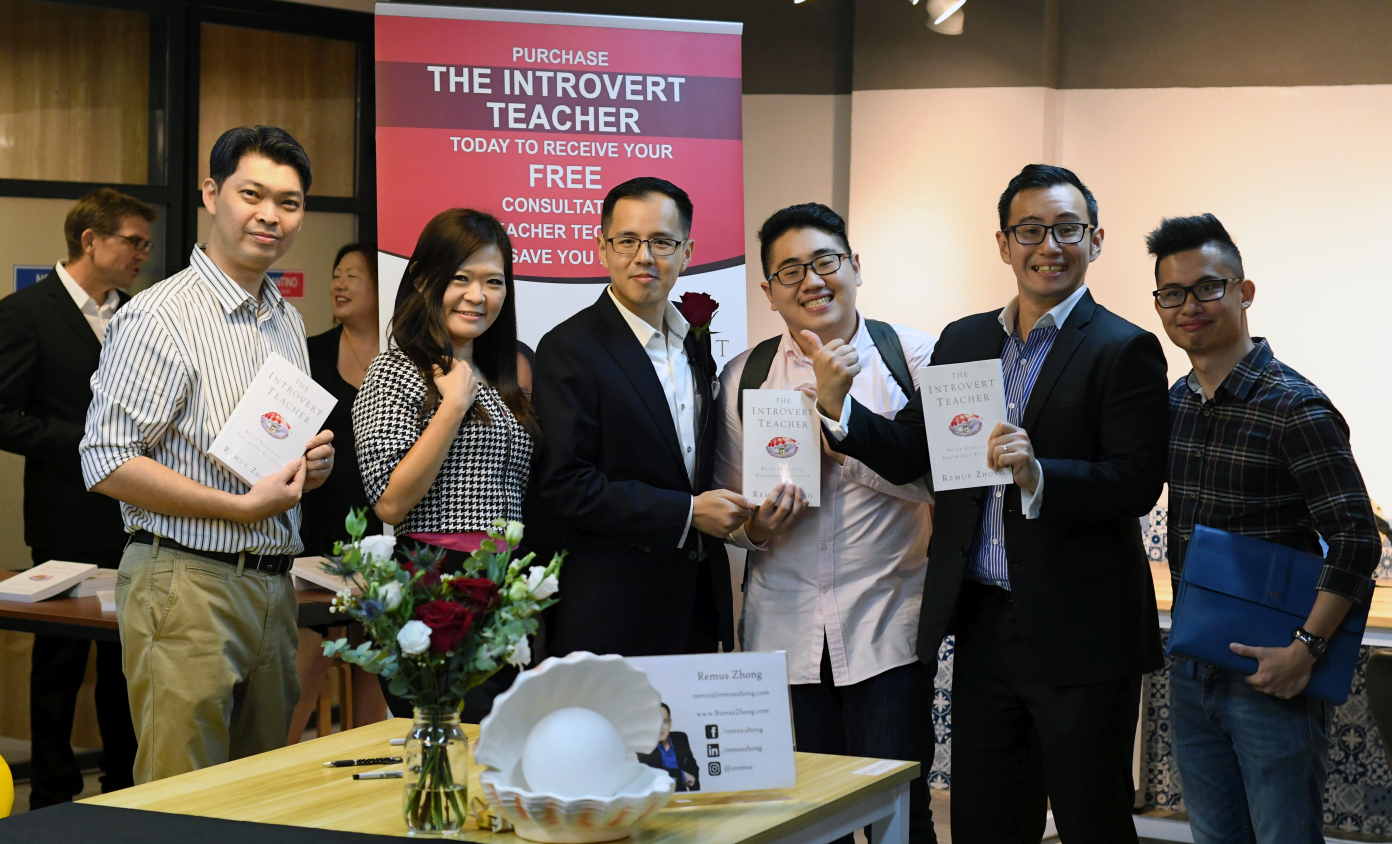 Book Launch with Trainers