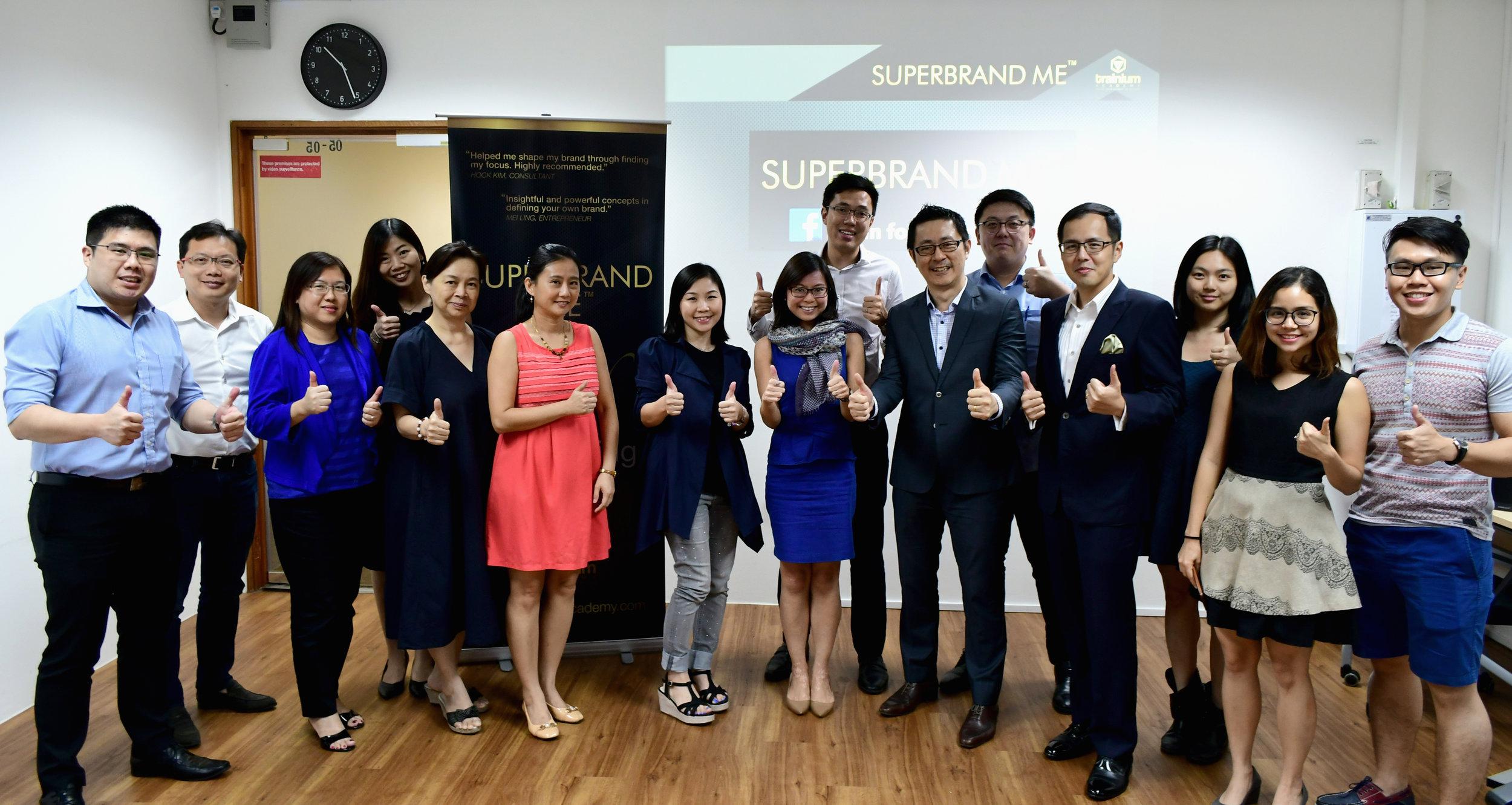 SuperBrand Me - 18 Sep 2017