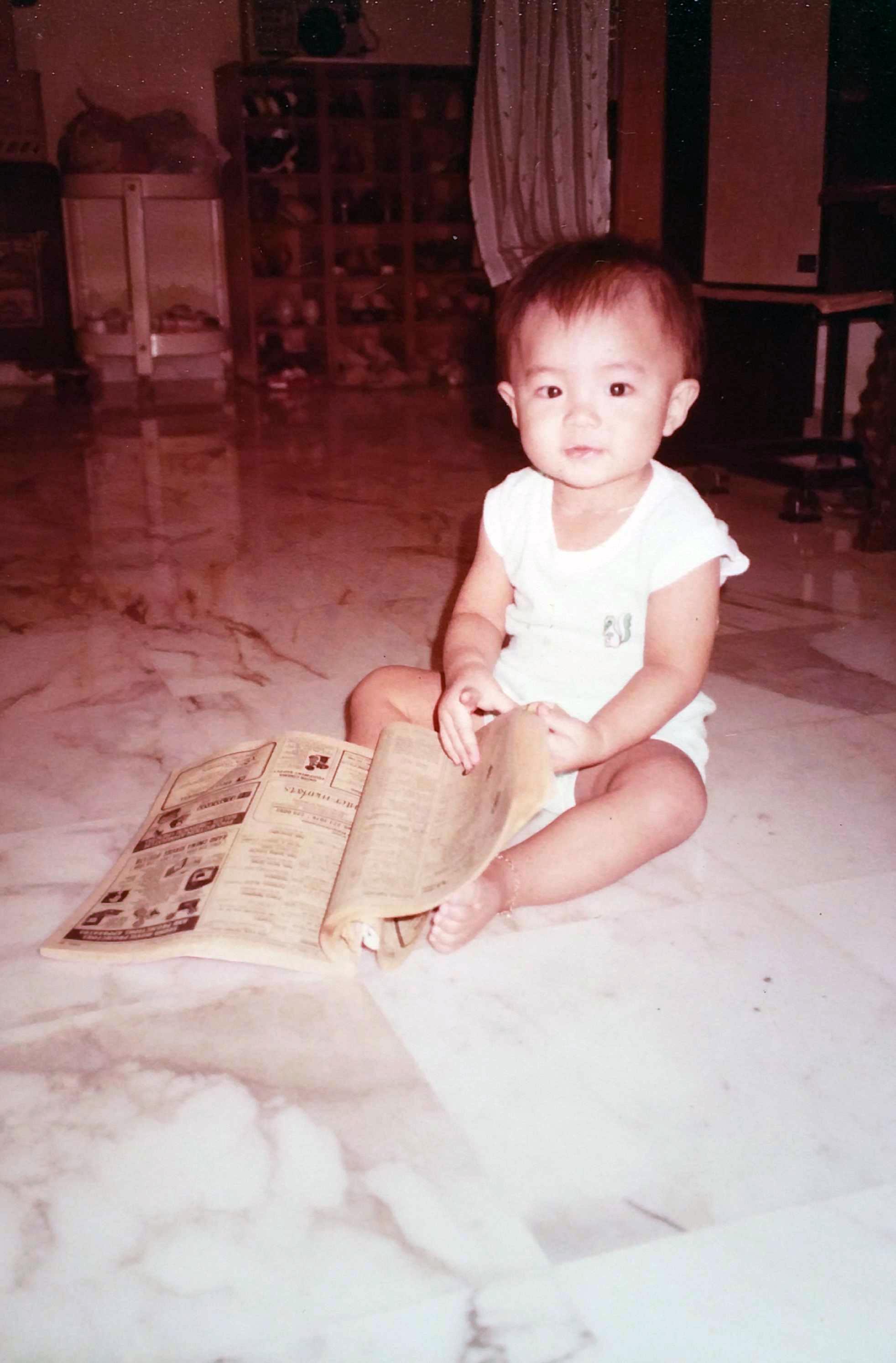 Remus Baby Photo