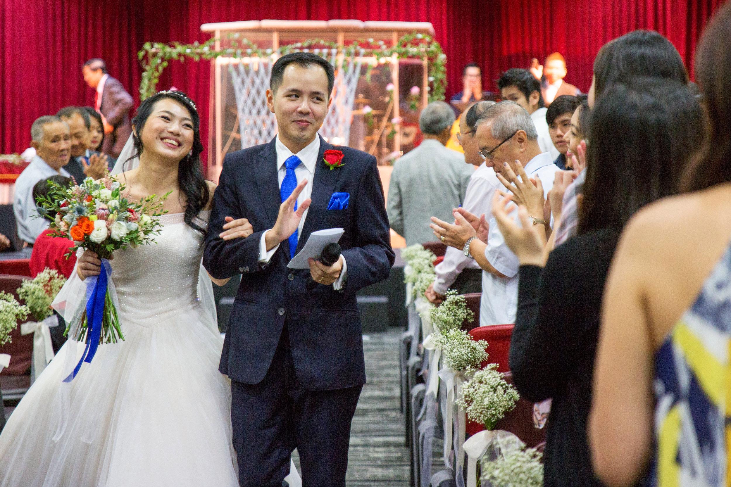 Remus - Wedding Day