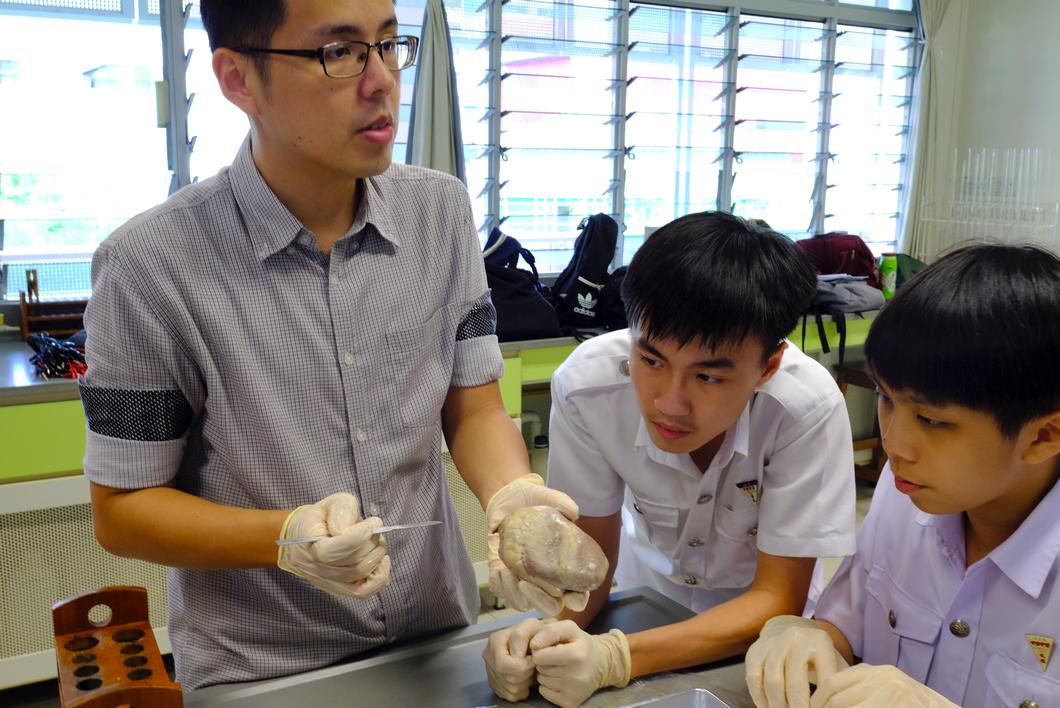 Cardiac Tech Training - Biotechnology in Schools 01
