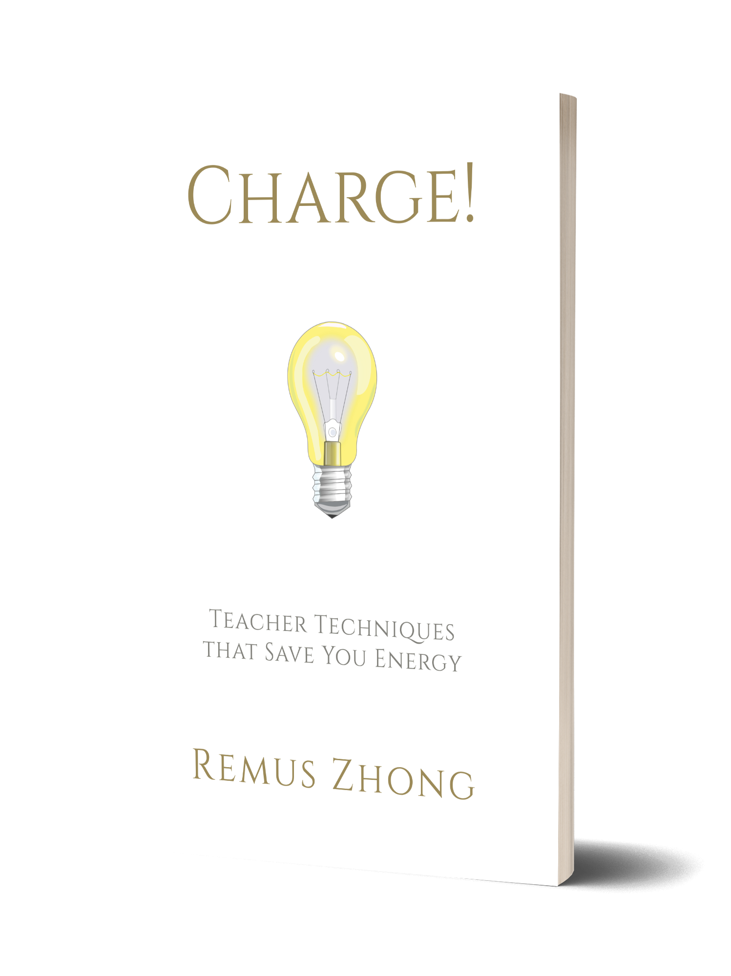 Charge - Book Cover