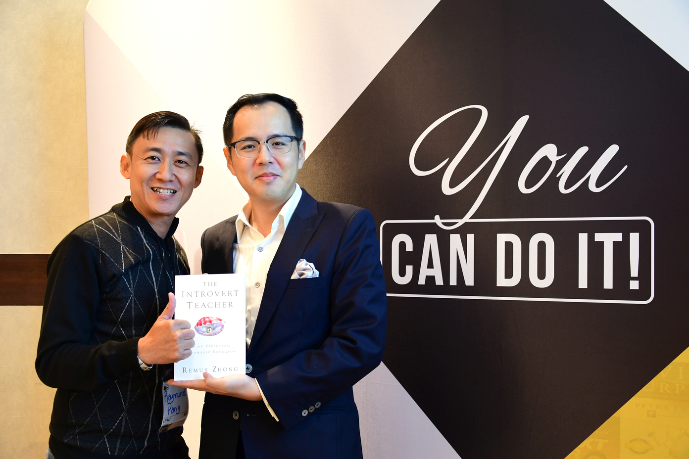 Raymund Pang , Author of A Diamond in the Rough