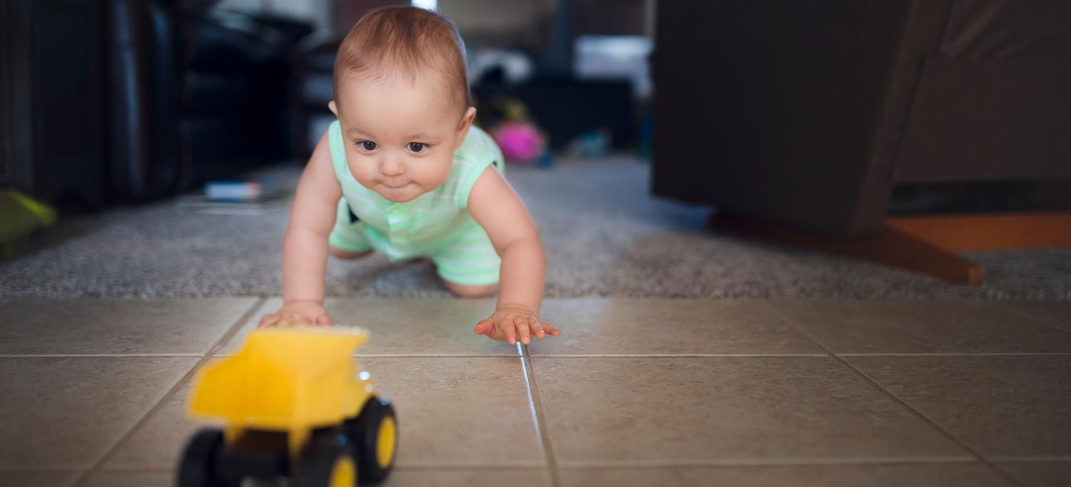 Pop Sugar - Your Baby's Monthly Milestones, According to a Pediatrician