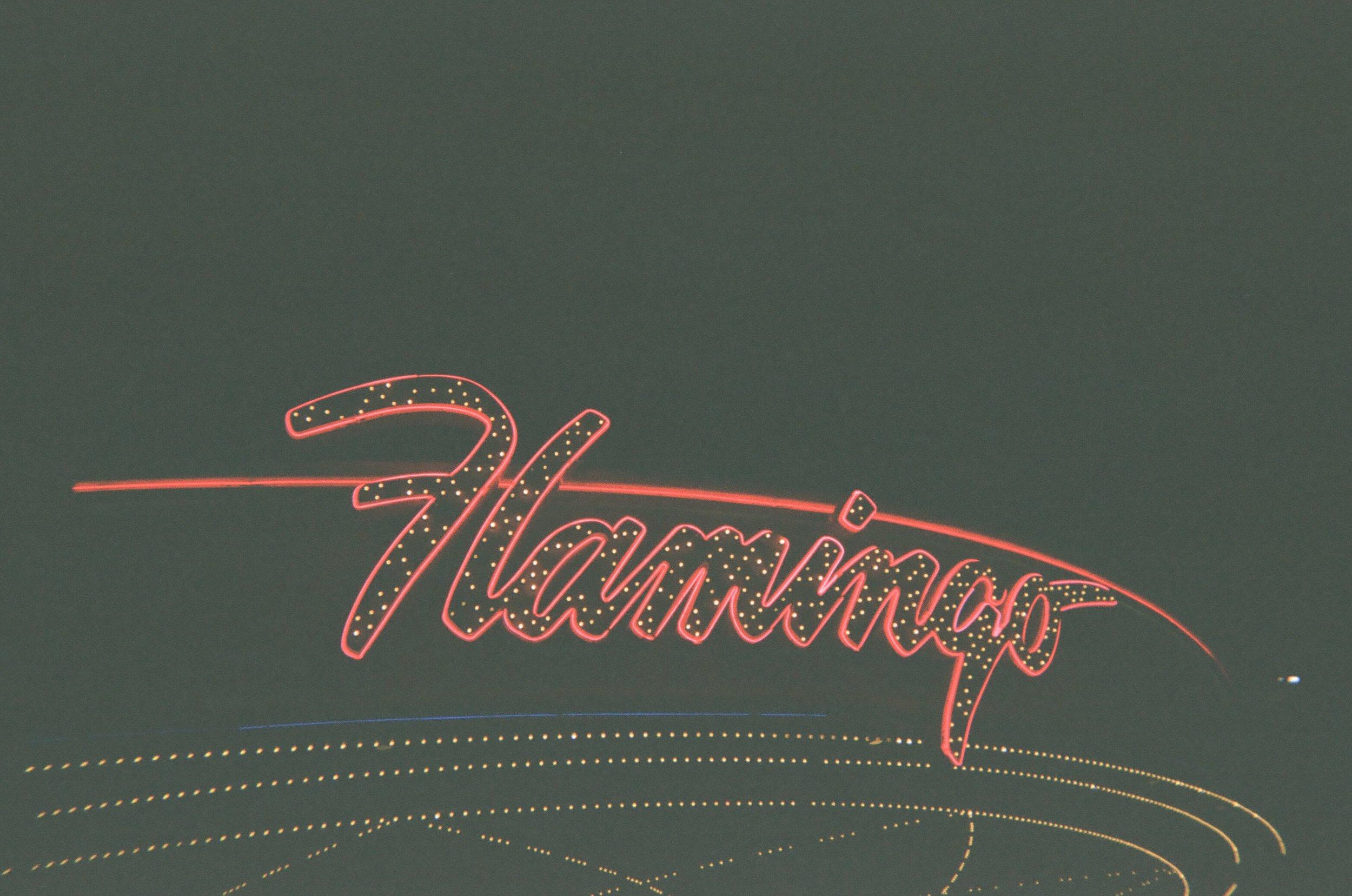 Las-Vegas-Strip-Flamingo-Casino