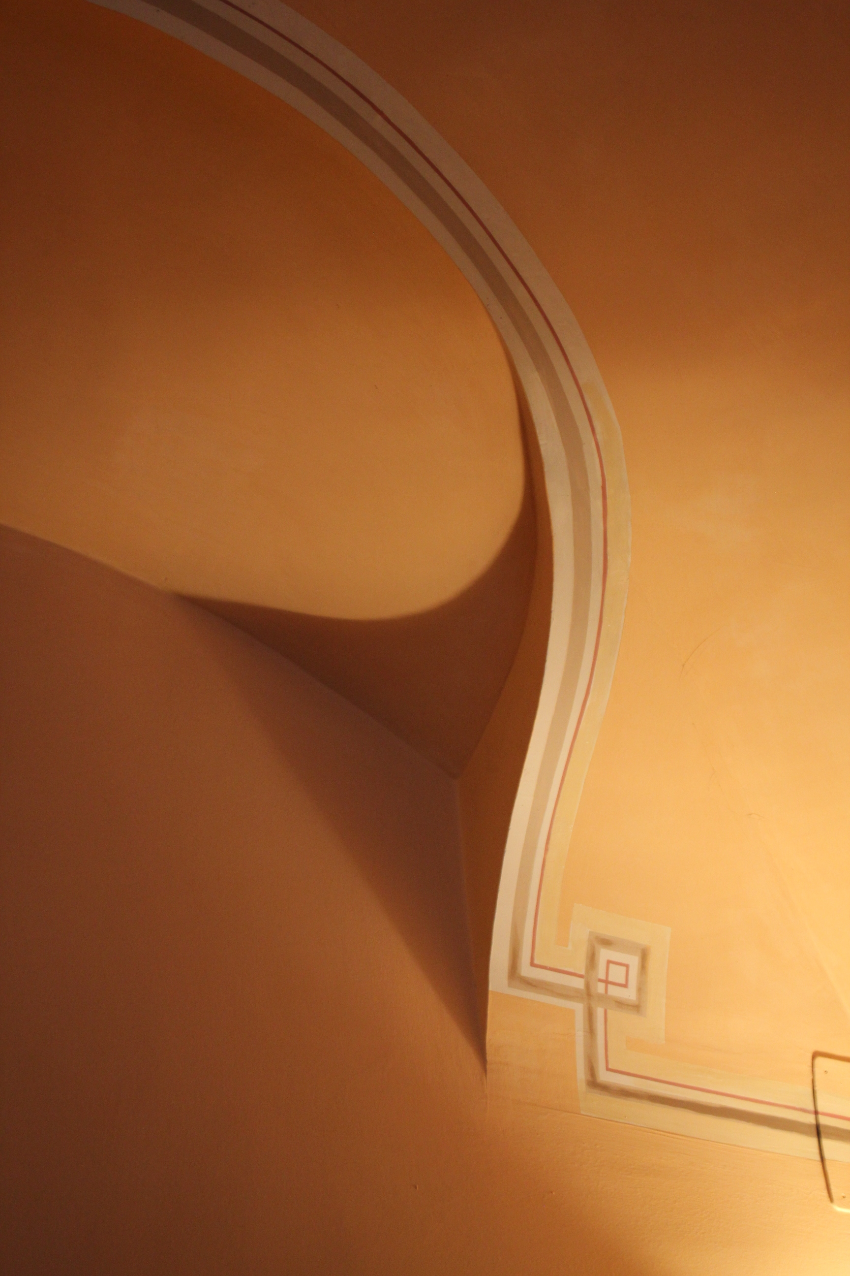 Cremona Italy Ceiling Detail