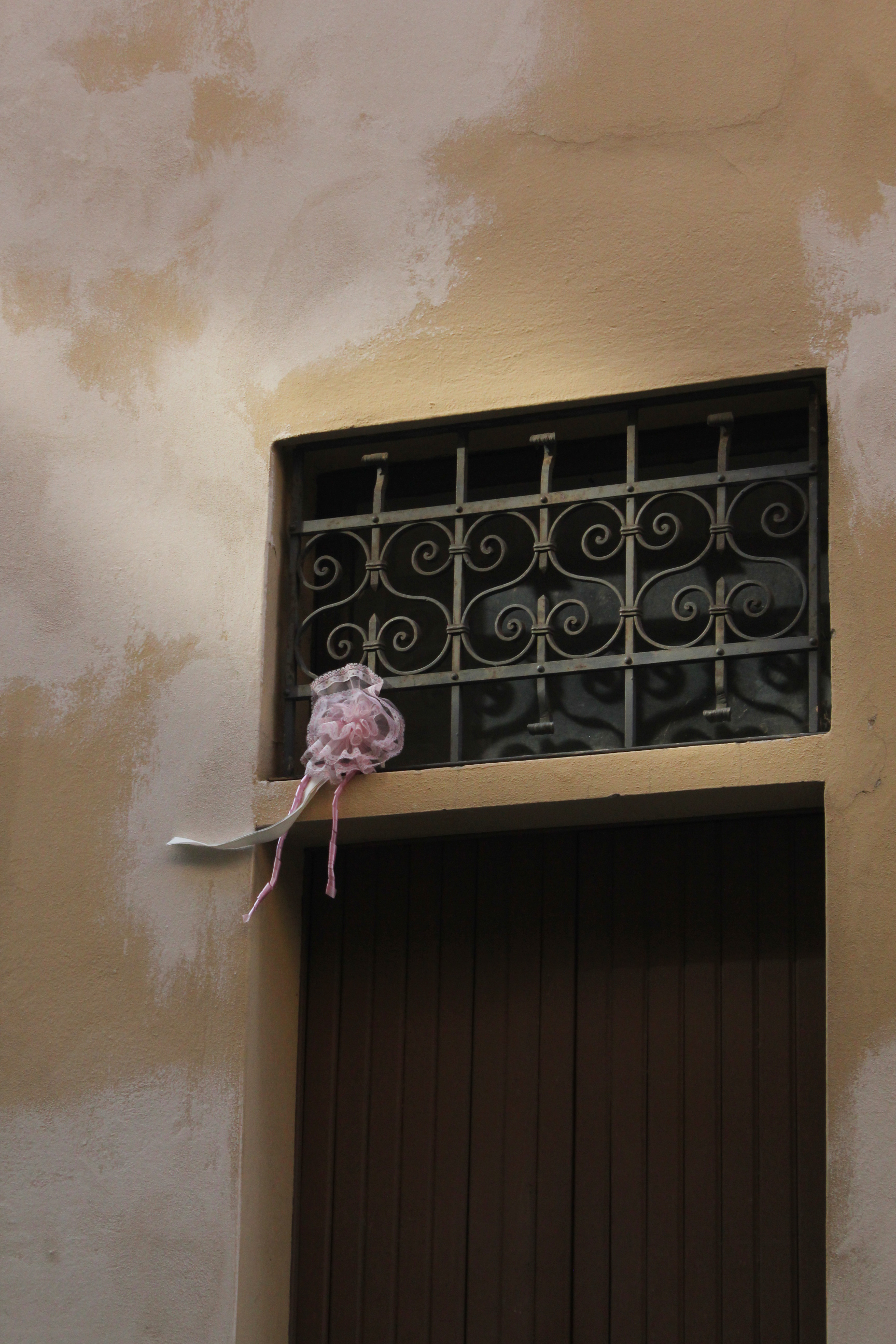 Cremona Italy Pink Bow Color Palette