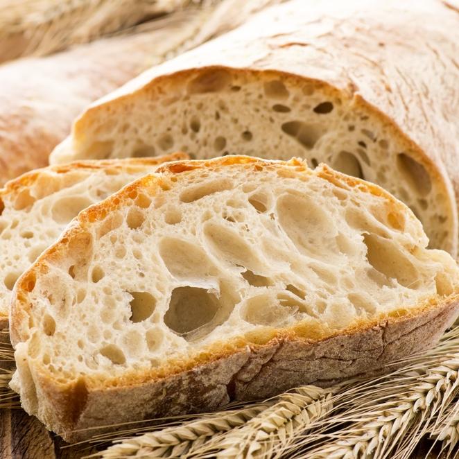 Ciabatta Bread -