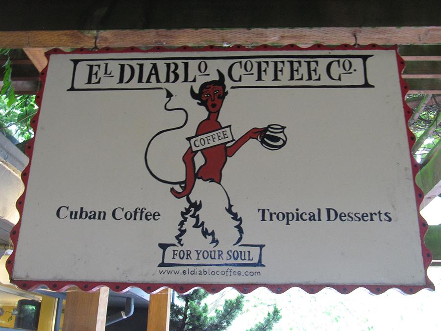 El Diablo Coffee Company – Queen Anne's Local Cafe. Welcome to El Diablo Coffee Company!