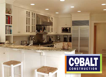 """Brian compares remodeling to climbing a mountain, """"No matter how big the project, we start at the beginning and take it one step at a time."""""""