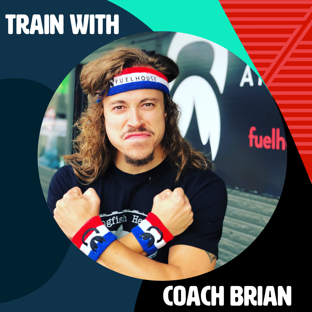 TRAIN WITH BRIAN