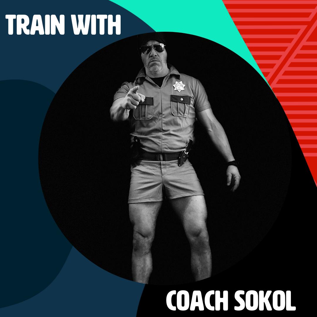 TRAIN WITH SOKOL