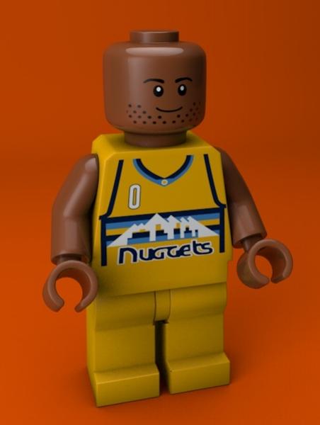 The first Brickman Basketballer.
