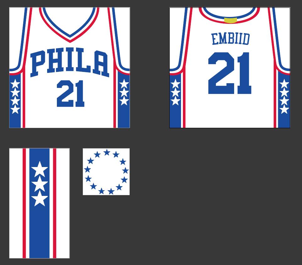 An example of a final uniform set.