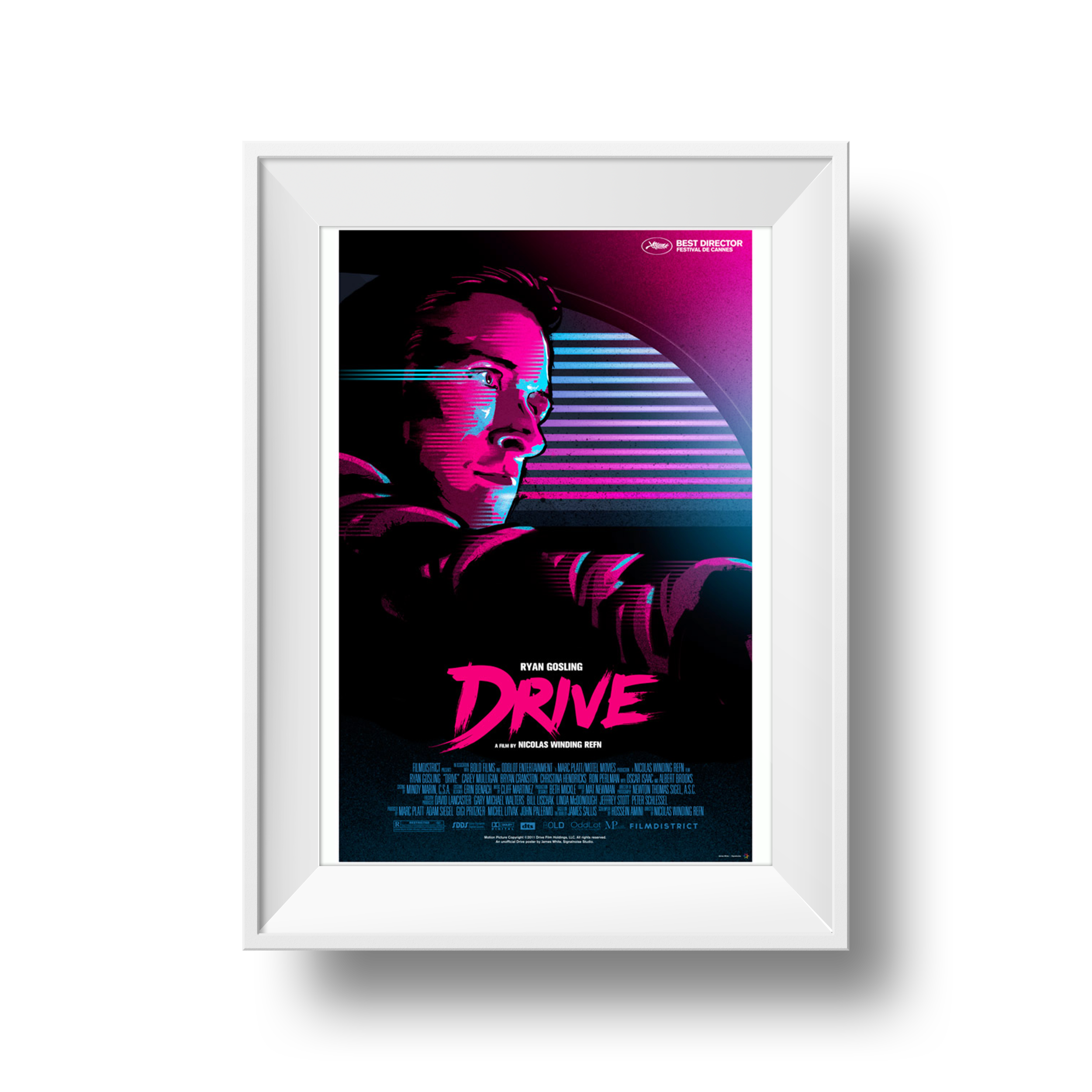 Drive | SignalNoise | 22 x 28