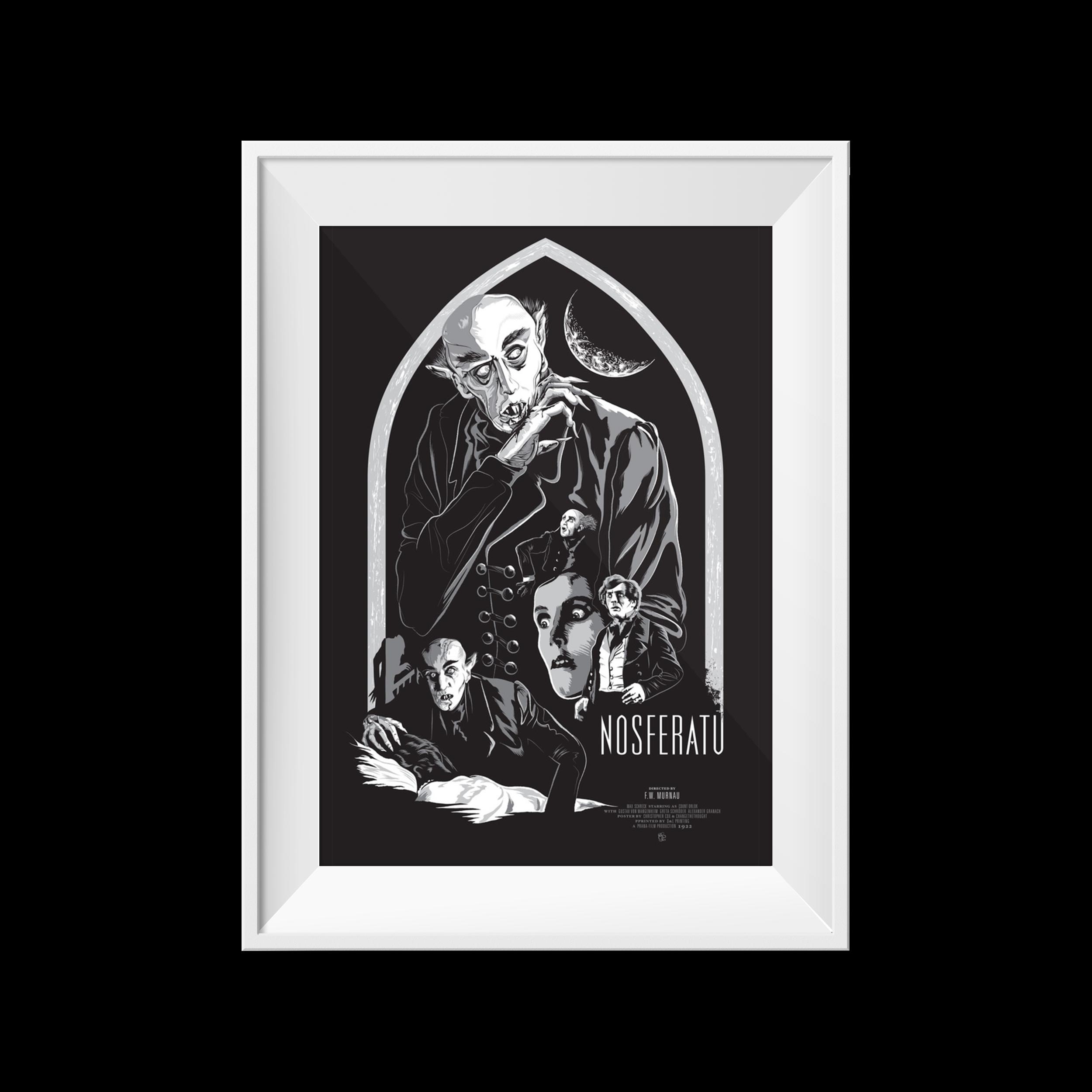 Nosferatu | Christopher Cox | 24 x 36