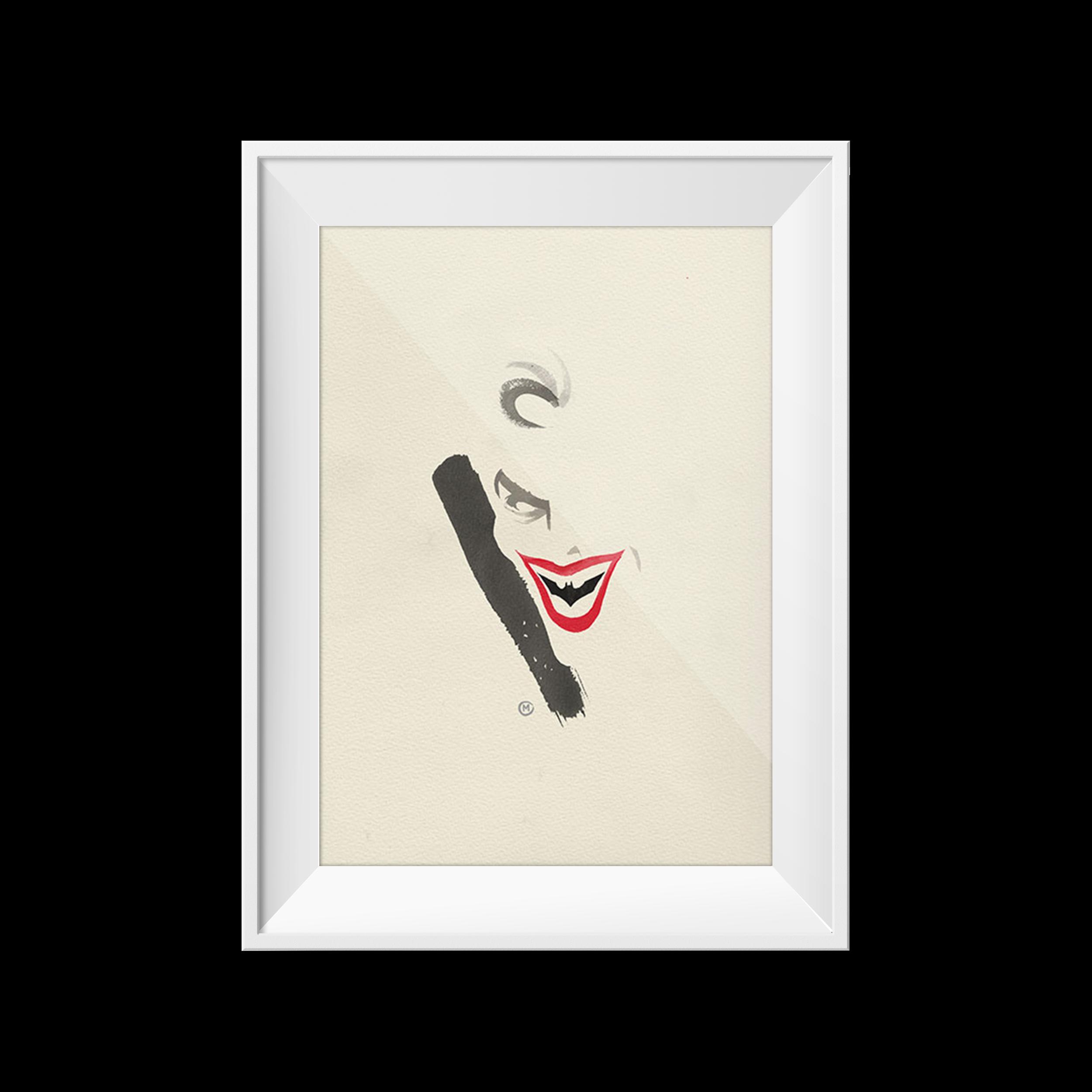 Joker | Olly Moss | 8 x 10