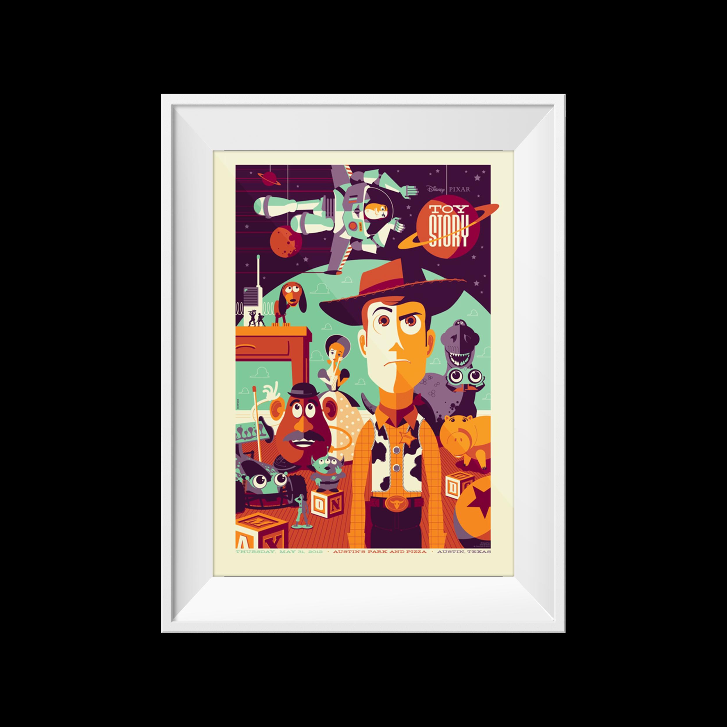Toy Story | Tom Whalen | 24 x36