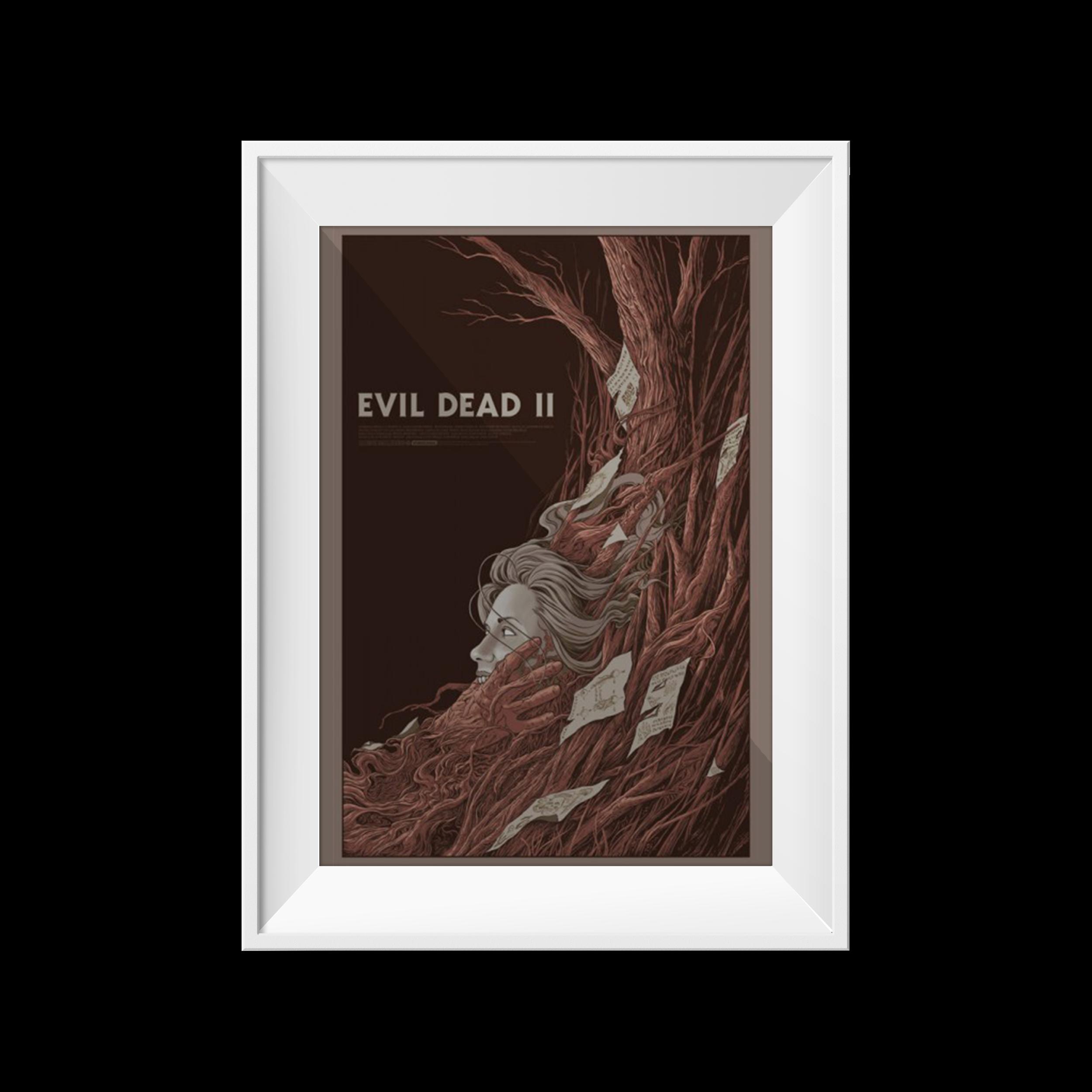 Evil Dead II | Randy Ortiz | 24 x 36