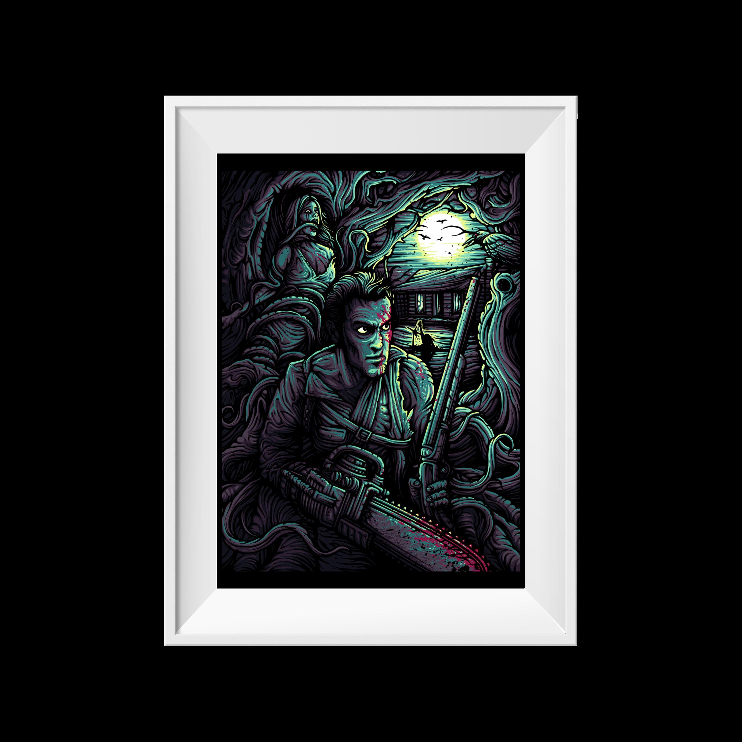 Evil Dead | Dan Mumford | 18 x 24