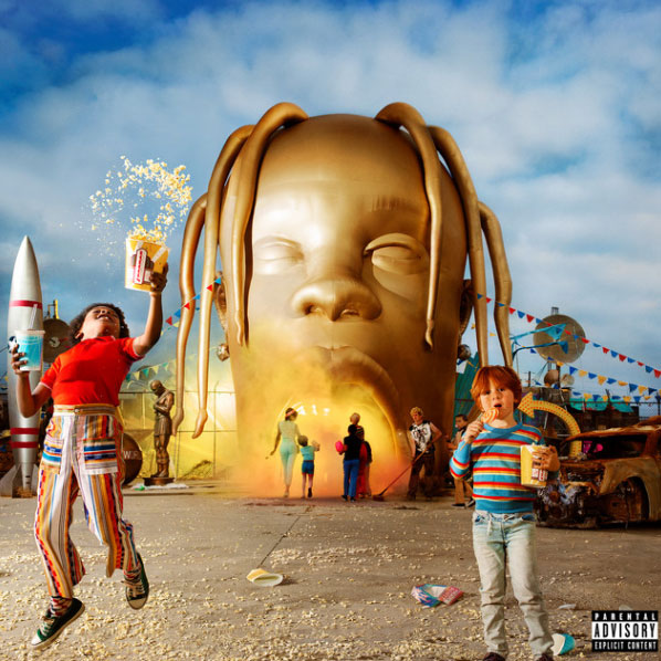 Travis Scott • Astroworld